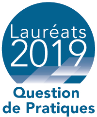 Lauréats 2019 Question de Pratiques